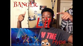 Bruno Mars - Finesse (Remix) Ft. Cardi B [Official Video] REACTION