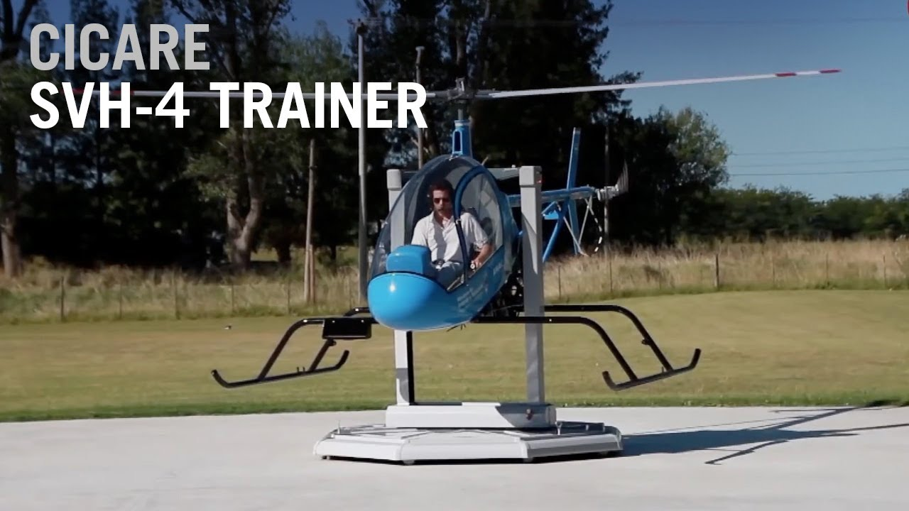 Small Argentine Helicopter Manufacturer Aims to Revolutionize Helicopter  Training – AINtv