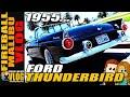 Humpin' LA in a 1955 #FORD #THUNDERBIRD - FMV357