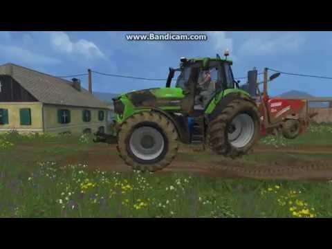 Sejanje krompirja (UTH V5) FS 15