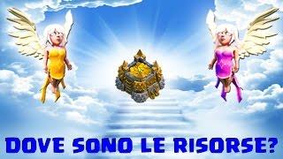 IL PARADISO DELLE RISORSE - Clash of Clans ITA