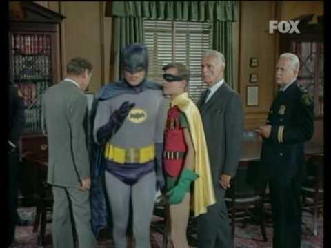 Batman & Robin 1966 (irrisolvibile quesito di Riddle )