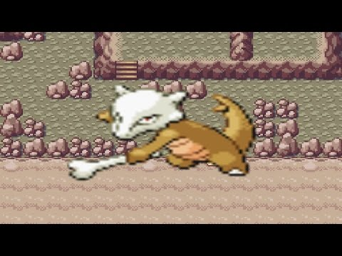 how to catch marowak in fire red