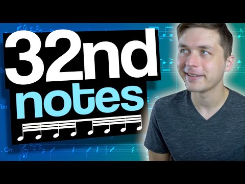How to count 32nd notes? | Q+A