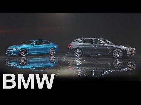 BMW at the 87th Geneva International Motor Show 2017