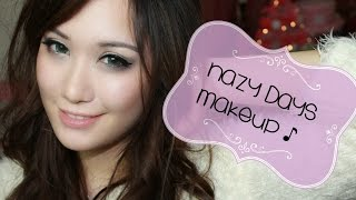 Hazy Days Makeup ♥ Tutorial