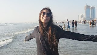 Karachi Tour in 6 Hours Restaurants, Clifton Beach, Do Darya, Markets Life With Amna