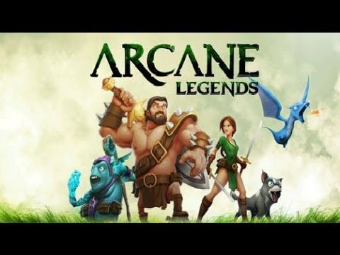 Gameplay Of Arcane Legends