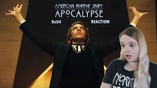 American horror story: Apocalypse 8x04 ''Could it be... satan?' REACTION