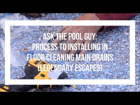 how to clean pool steps