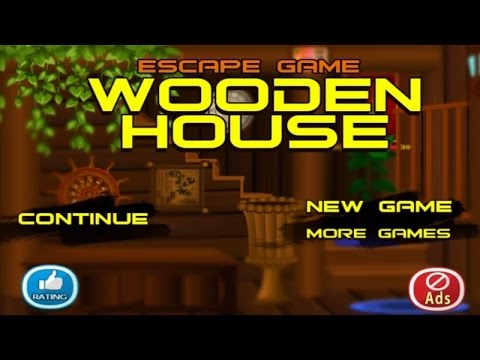 Escape Game Wooden House Walkthrough 5ngames