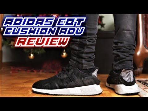 best sneakers 1c4fd a8208 BEST NON-BOOST Adidas Sneaker Adidas EQT CUSHION ADV REVIEW!
