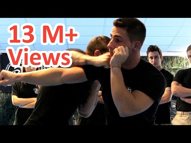 KRAV MAGA TRAINING • Techniques to win every fight