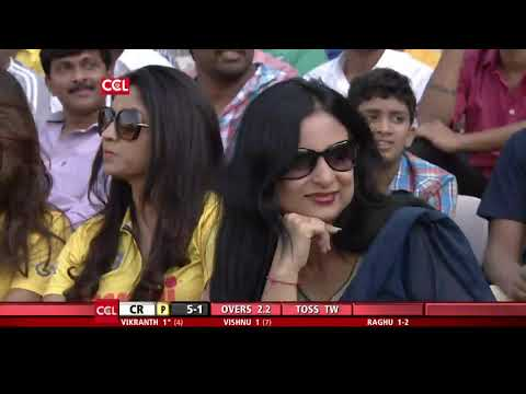 CCL 5 Finals Telugu Warriors Vs Chennai Rhinos