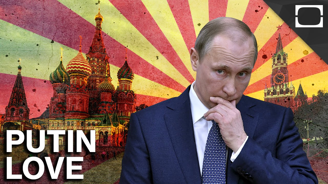 Why Do Russians Love Vladimir Putin? - YouTube