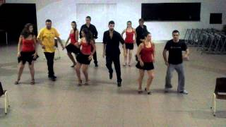 Coreografia Salsa - Mambo of the times