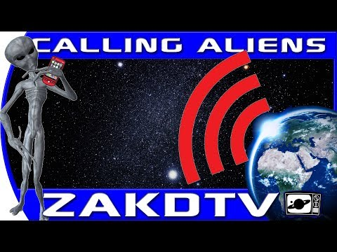 Scientists Message Aliens on Nearby Exoplanet. Researchers with  Sonar, Seti, Meti attempt contact