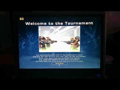 Unreal Tournament 2003 on Intel GMA 950