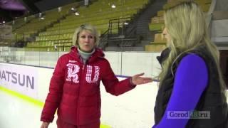 Просто все: учимся кататься на коньках