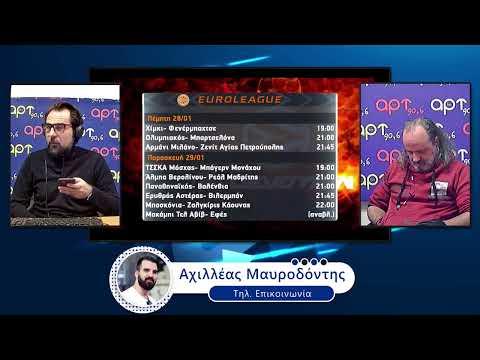 Σπορ Σκορ Ρεκορ by Radio 28-01-2021