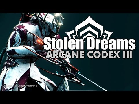 War Frame: Stolen Dreams Cipher 3/Frost Prime gameplay 1080p Ultra settings