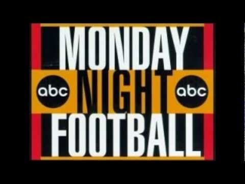 1989-2005 abc monday night football theme