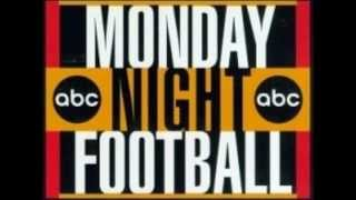 1989-2005 abc monday night football theme