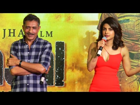 Priyanka Chopra's SHOCKING Insult To Director Prakash Jha At Jai Gangajaal Trailer Launch