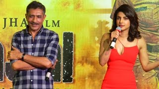 Priyanka Chopra's SHOCKING Insult To Director Prakash Jha At Jai Gangajaal Trailer Launch