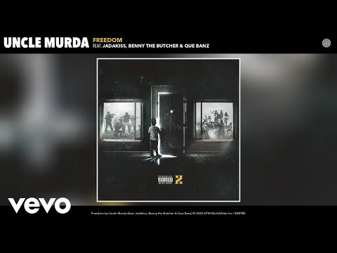 Uncle Murda - Freedom (Audio) ft. Jadakiss, Benny the Butcher, Que Banz