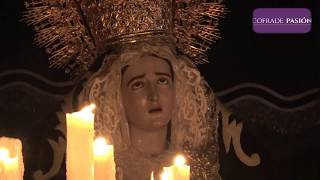 Stmo. Cristo de la Buena Muerte y Virgen del Mayor Dolor por Pelota (Semana Santa Cádiz 2019)