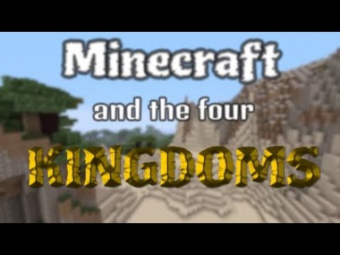 Minecraft and the four kingdoms Trailer