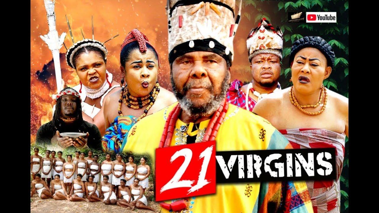 Download 21 VIRGINS SEASON 3 - (New Movie)  2020 Latest Nigerian Nollywood Movie Full HD
