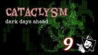 Cataclysm: Dark Days Ahead - Episode 9 - Necromantic Approaches - Altreus Plays