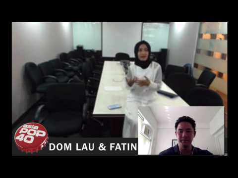 Fatin Shidqia Lubis interview on Asia Pop 40