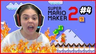 Seguimos en SUPER MARIO MAKER 2 El modo Historia #4 Puertas y mas puertas!