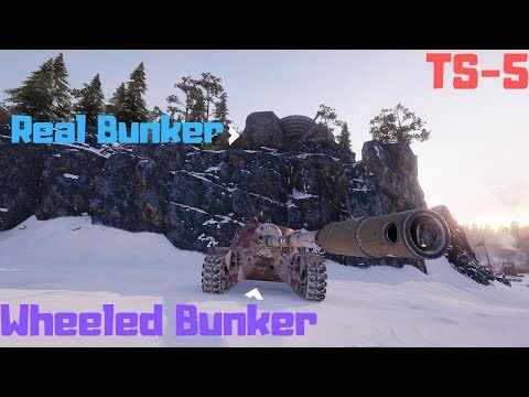 World Of Tanks Ts-5 The Rolling Bunker