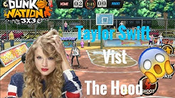 Taylor Swift Goes To The Hood Pt.1