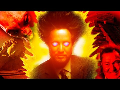 The History of the World According to 'Ancient Aliens'