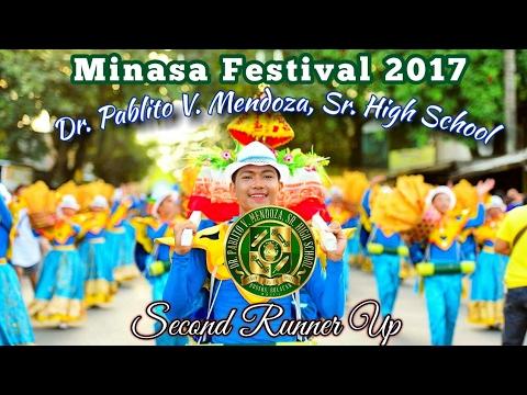 MINASA FESTIVAL 2017 DANCE SHOWDOWN - Dr. Pablito V. Mendoza, Sr. High School