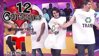 12 Hearts💕: Environmentally Friendly Special! | Full Episode | Telemundo English