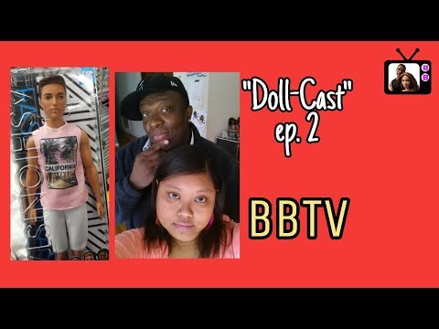 2018 DOLLCAST podcast - Barbie & Fashion Doll / Doll Clothes Mash Up Episode 3