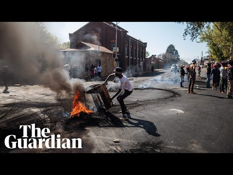 Xenophobic violence in South Africa: there is 'no brotherly love' for foreigners