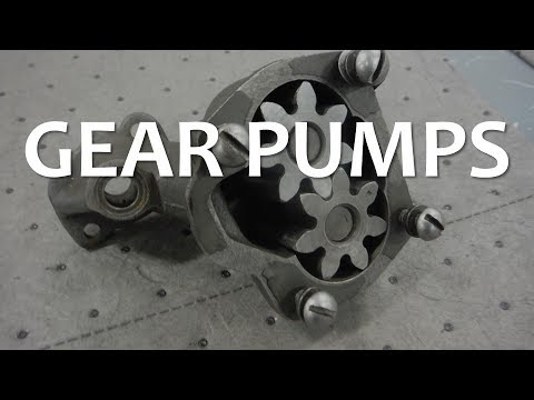 Gear Pumps (Full Lecture)