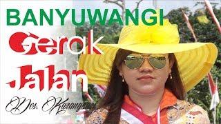 Gerak Jalan HUT RI ke 72 Desa Karangsari BANYUWANGI