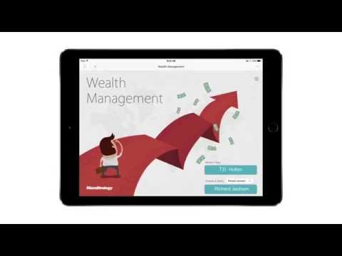 MicroStrategy Wealth Manager App