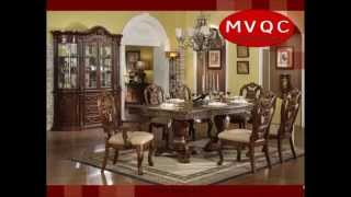 Dining Room And Kitchen, Dining Furniture Sets, Elegant Look At Affordable Prices, Meuble Vauler