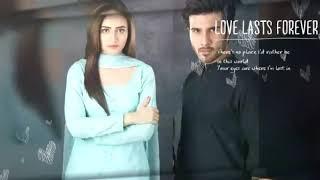 Khani ost Best ever Mir Hadi and sanam Khan status