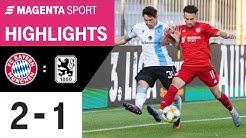 FC Bayern München II - 1860 München | 35. Spieltag, 2019/2020 | MAGENTA SPORT