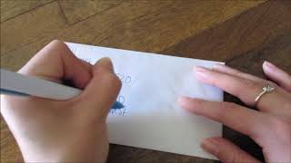 How to Address aฑ Envelope and Write a Letter for Kids